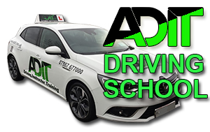 ADIT Instructor Training Car