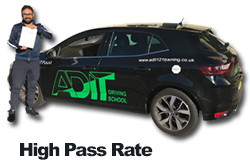 High Pass Rate - ADIT Driving School